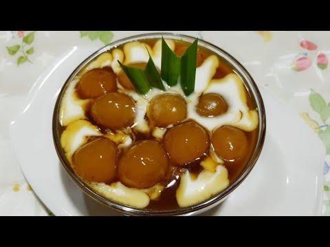 Video Resep Dan Cara Membuat Bubur Candil Biji Salak Yang Legit Dan Yummi Ala Kreasi Dapurku Makanan Resep Dapur
