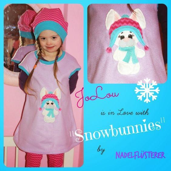 JoLou: Snowbunnies gehen auch ohne Schnee oder neues Kindergarten-Outfit