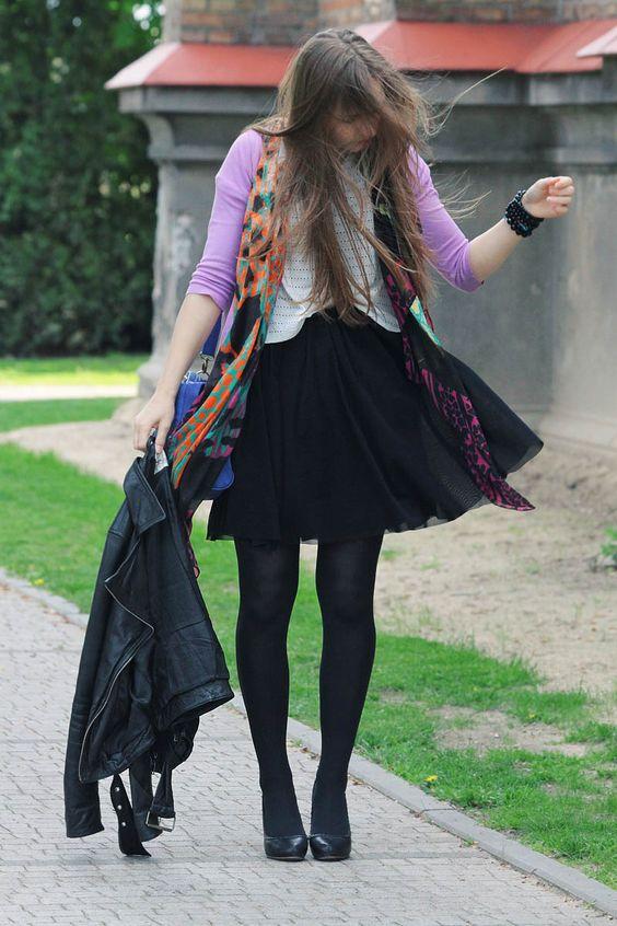 Dress as a skirt