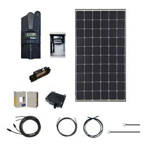 3600 Watt 48 Volt Monocrystalline Solar Cabin Kit For Off Grid Solar System Solar Kit Solar System Kit Off Grid Solar