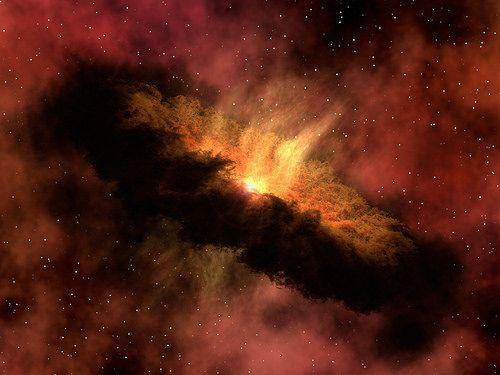 NGC 1333-IRAS 4B, stellar hail storms, 5 Extreme Alien Weather, CosmosUp
