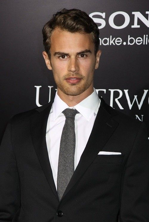 Theo James - My absolute number 1 for handsome, sexy bank executive Kennedy Jordan.