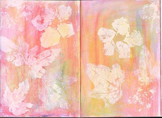 Art Journal Backgrounds