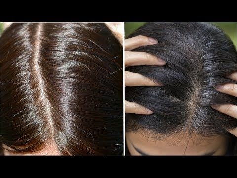 المرحلة الأساسية والمهمة لصباغة الشيب أو الشعر الأبيض بمواد طبيعية مجربة وأكيدة Youtube Beauty Beauty Skin Care Routine Beauty Care