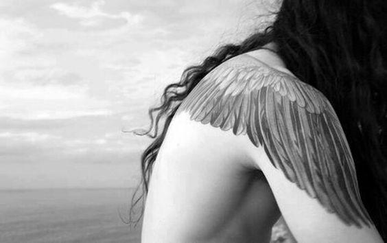 Tattoo wings