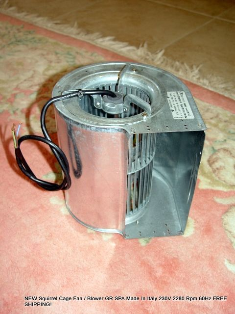 Pinterest the world s catalog of ideas for Squirrel cage fan motor