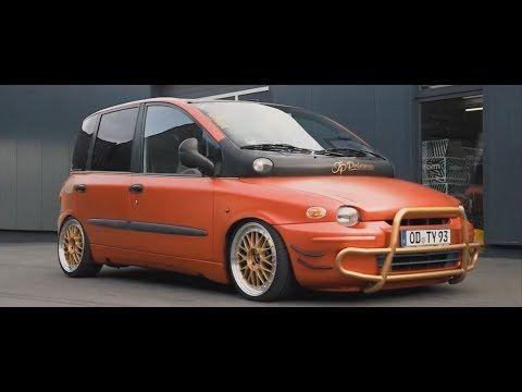 Fiat Multipla Uglyproject Jp Performance Update Mit Bildern