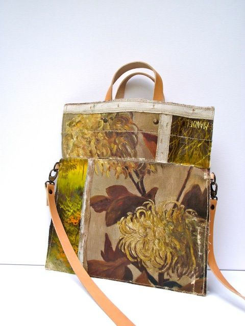 by Swarm: Oil Paintings, Idea, Canvas Painting, Swarm Bag, Style, Vintage Painting, Oil Canvases