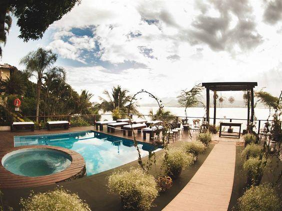 Espaços para casamento | 10 lugares para casar em Ilhabela | Revista iCasei