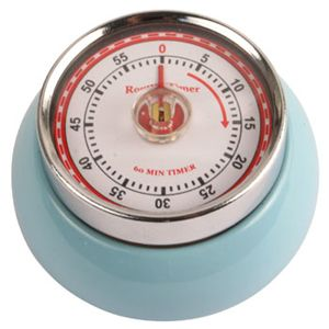 Retro Kitchen Timer from site astoria ... our house needs one of these ... we always forget to time things ... :P