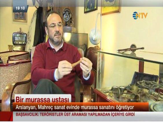 "www.mahrecsanatevi.com NTV ""Ve Insan ""Programı"