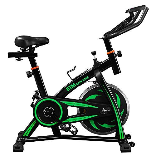 Life Carver Btm Indoor Cycling Exercise Bike Spin Bike Studio Cycles Exercise Machines Adjustable Handlebars Seat On Board Computer Reads Speed Distance Tim Biking Workout Cycling Workout Indoor Cycling Workouts