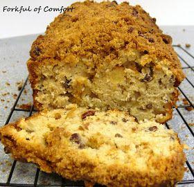 Forkful of Comfort: Apple Pie Bread