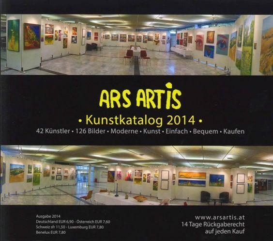 Ars Artis - Kunstkatalog 2014 1/2014