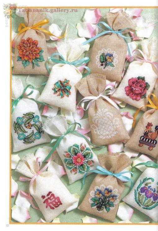 Gallery.ru / Фото #11 - Donna Kolers Cross Stitch Gifts - Tatiananik