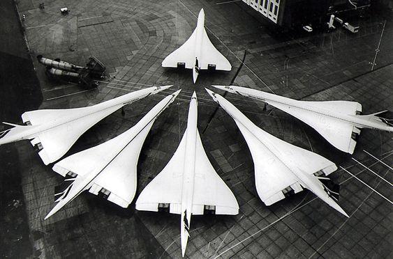 Concorde , best plane ever