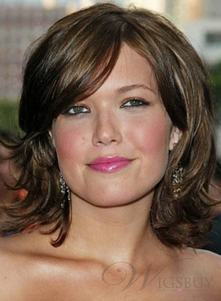 Modern Medium Hairstyles for Thick Hair 2014   Hairstyles for ...