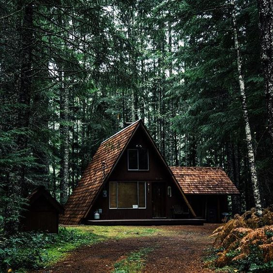 w/ addition | A-Frame | Pinterest | Forests and Search
