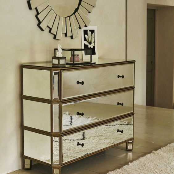 Commode am pm achat commode miroir winsome am pm prix for Achat miroir design