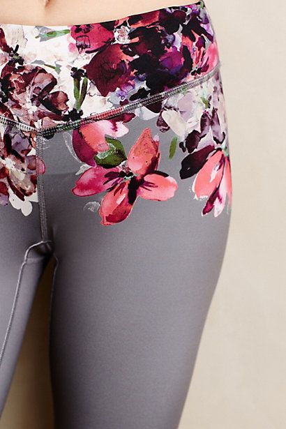 Shade Garden Leggings by Pure + Good #anthrofave