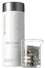 tr90_contro lAGELOC TR90 CONTROL ageLOC TR90 Control makes it easier to stay on the path to success. For 90 days, take two ageLOC TR90 Control capsules two times daily with meals. For best results, take 15–20 minutes before meals.