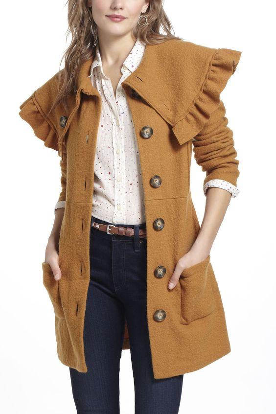 Herlev Sweater Coat