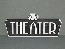 Theater Vintage style and Home on Pinterest