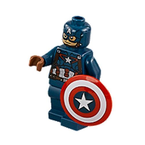 New lego captain america w shield super jumper 76041 avengers hydra pinterest jumpers - Lego capitaine america ...