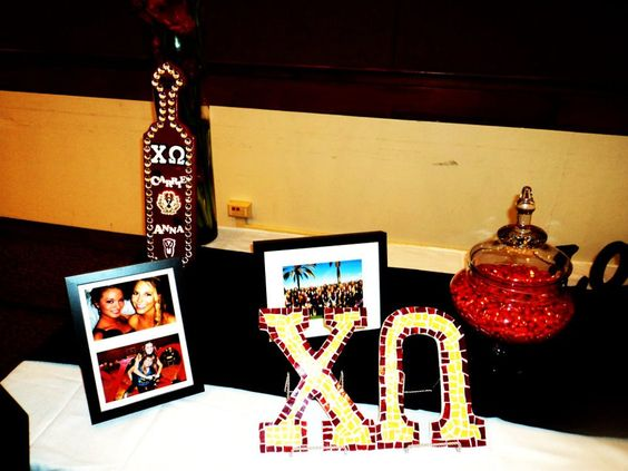 one of our recruitment tables!