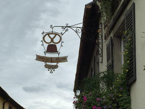 Chez Christine Ferber à Niedermorschwir
