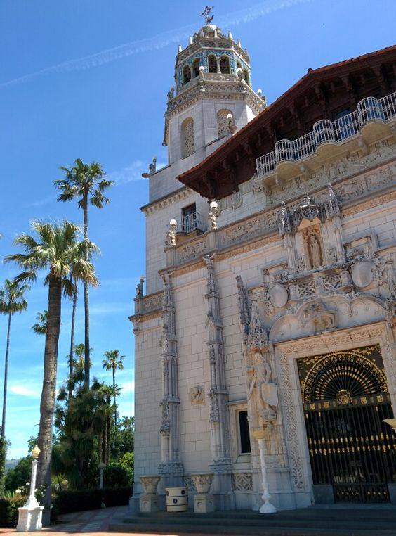 Hearst Castle #pch