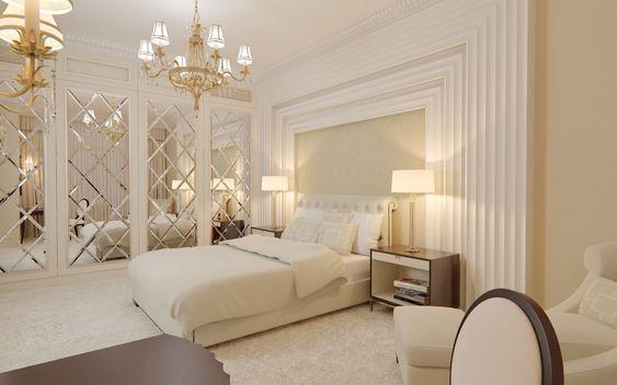 25 Glamorously Gorgeous Gold Bedroom Decor Ideas That Will Stun You Gold Bedroom Decor Gold Bedroom Bedroom Decor