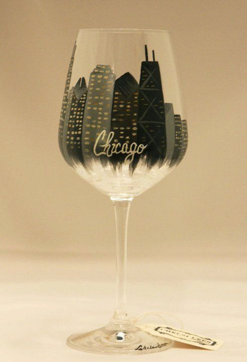 Pinterest the world s catalog of ideas for What paint do you use to paint wine glasses
