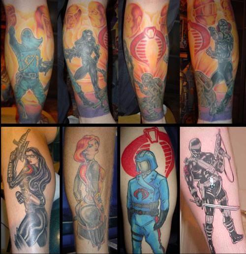 gi joe tattoos gallery tattoos pinterest galleries gi joe and tattoos and body art. Black Bedroom Furniture Sets. Home Design Ideas