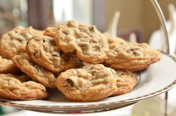 Cookies Coconut Cookies And Chocolate Chips On Pinterest
