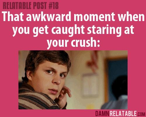 Crush Memes When You See Your We All Have That Crush In Certain Part Of Our Lives But Very Few Of Us Are Relatable Post Funny Funny Crush Memes Relatable Post