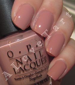 OPI, Dulce De Leche. May be a good color for work?
