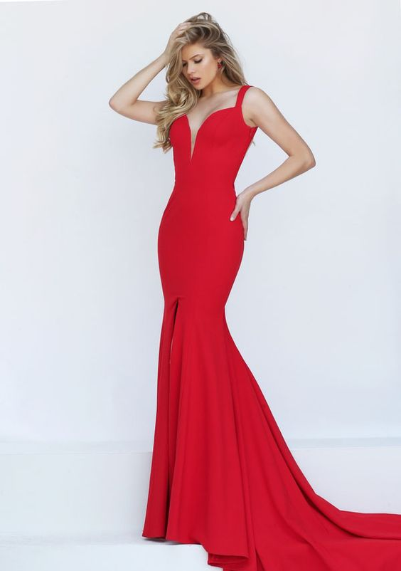 Mermaid prom dresses, Prom dresses and Mermaids on Pinterest