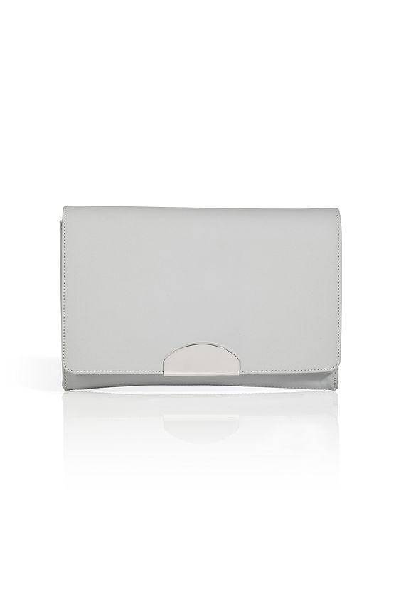 Leather Clutch from MAISON MARTIN MARGIELA | Luxury fashion online | STYLEBOP.com