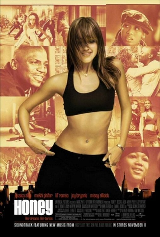 i used to move the furniture in my basement to learn the choreography of this awesome movie :)