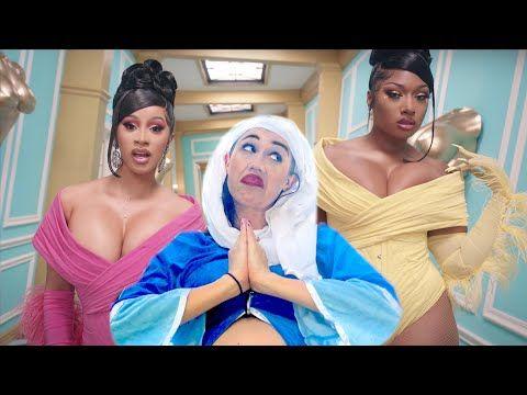 Cardi B Wap Christian Remix Youtube Cardi B Cardi B Memes Miranda Sings