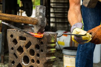 Blacksmithing On Your Homestead - Homestead Notes homesteadnotes.com