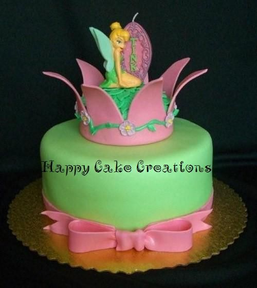 Tinkerbell Cakes At Walmart