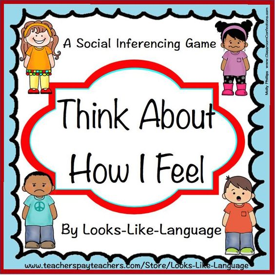 Social Skills Activities: Emotions & Social Inferences for Problem ...