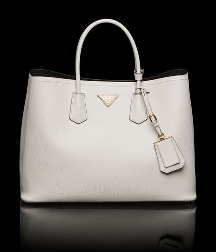 prada chain crossbody wallet - Prada Saffiano Cuir Large Double-Zip Tote Bag worn by Olivia Pope ...