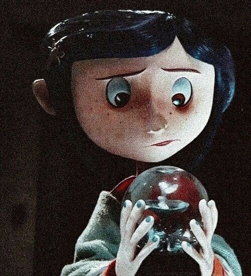Pin By Depressedsksk On Girl Icons Coraline Aesthetic Coraline Coraline Movie