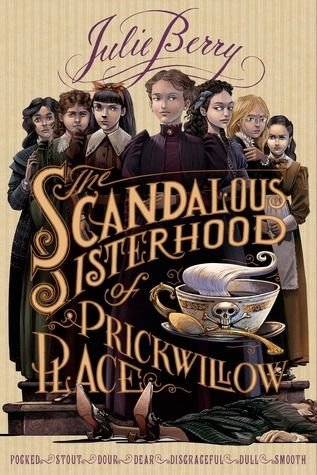 Historical Fiction; Mystery; ♥ My Review: http://randommusingsofabibliophile.blogspot.com/2014/09/the-scandalous-sisterhood-of.html