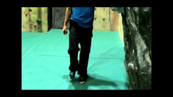 A guide to warming up inclimbing