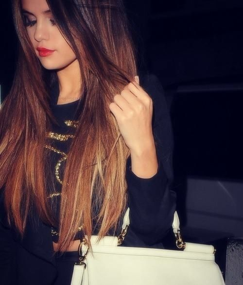 Selena Gomez hair is perfect hair | and yet so beautiful ...