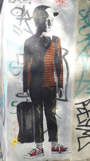 Streetart Zürich Switzerland